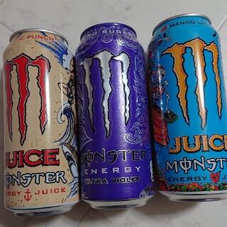 海外限定 海外版 日本未発売 monster エナジードリンク モンスター(その他)