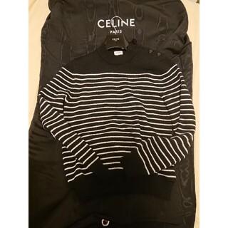 celine - 20AW CELINE セリーヌ ボーダー ニット マリン エディスリマン