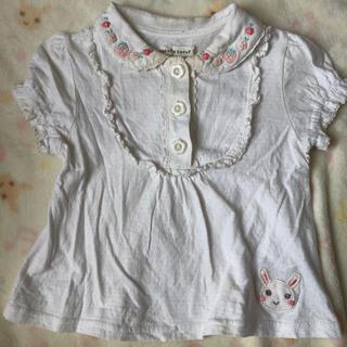 クーラクール(coeur a coeur)のクーラクール ブラウス 90(Tシャツ/カットソー)