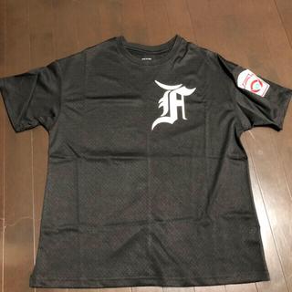 FOG  FEAR OF GODベースボールシャツ オリジナル品 サイズS(Tシャツ/カットソー(半袖/袖なし))