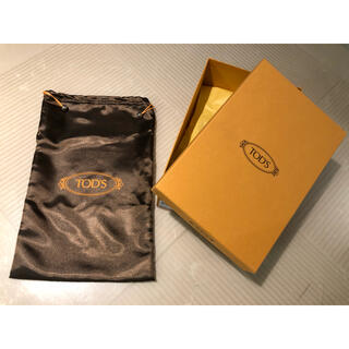 トッズ(TOD'S)のTOD'S 箱&保存袋(ショップ袋)