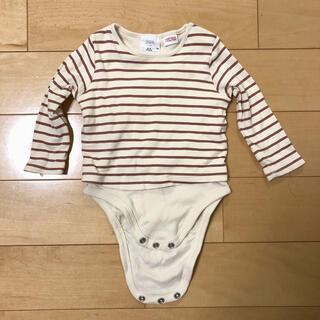 ザラ(ZARA)のZARA ロンパース付きTシャツ(Tシャツ)