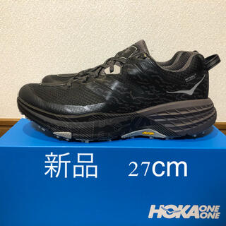 エンジニアードガーメンツ(Engineered Garments)の新品 HOKA ONEONE SPEEDGOAT3 WP 27cm(スニーカー)