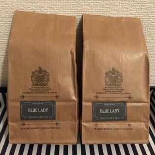 ★未開封★H.R.ヒギンス紅茶葉ブルーレディー125g×2★(茶)