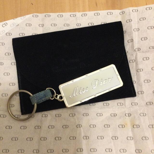 Christian Dior(クリスチャンディオール)のディオール ノベルティ  キーホルダー エンタメ/ホビーのコレクション(ノベルティグッズ)の商品写真