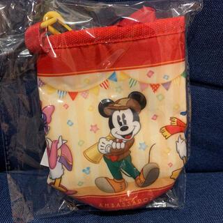 ミッキーマウス(ミッキーマウス)のディズニーアンバサダーホテル ペットボトルケース(キャラクターグッズ)