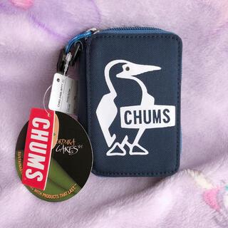 チャムス(CHUMS)のCHUMS キーケース(ネイビー)(キーケース)