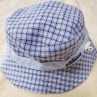クレードスコープ(kladskap)の美品 クレードスコープ 帽子  46センチ(帽子)