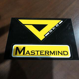 当時物 sk8 MASTERMIND マスターマインド ビンテージステッカー(スケートボード)