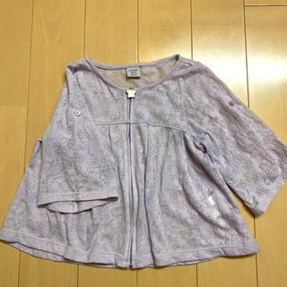 ANNA SUI mini - ANNA SUImini S(100~110)【美品】♡お花♡