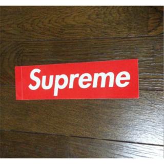 シュプリーム(Supreme)の正規品 ! SUPREME ステッカー 1枚 送料無料(その他)