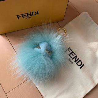 FENDI - FENDI チャーム BAG BUGS RABBIT FUR+FOX