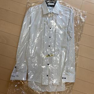 アオキ(AOKI)のワイシャツ 長袖 AOKI LES MUES L(41-85)(シャツ)
