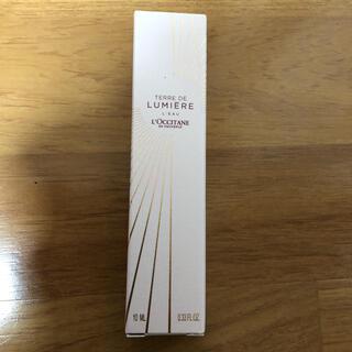 ロクシタン(L'OCCITANE)のL'OCCITANE  テールドルミエールオードトワレ 新品(香水(女性用))