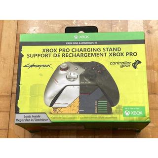 エックスボックス(Xbox)の限定値下【未開封新品】サイバーパンク2077限定版 Xbox Pro充電スタンド(家庭用ゲーム機本体)