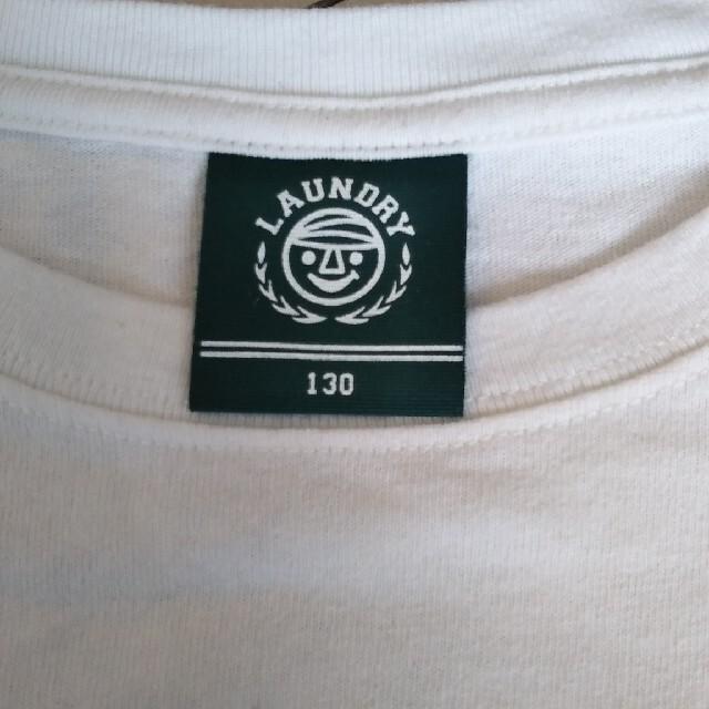 ATHLETA(アスレタ)のアスレタ✕ランドリー 130Cm キッズ/ベビー/マタニティのキッズ服男の子用(90cm~)(Tシャツ/カットソー)の商品写真