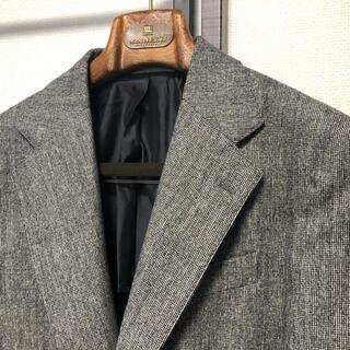 イセタン(伊勢丹)のデ ペトリロ スーツ テーラードジャケット グレー De petrillo 48(スーツジャケット)