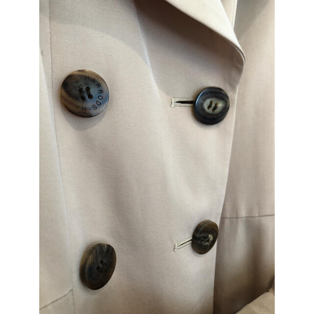 Harrods(ハロッズ)のハロッズ トレンチコート レディースのジャケット/アウター(トレンチコート)の商品写真
