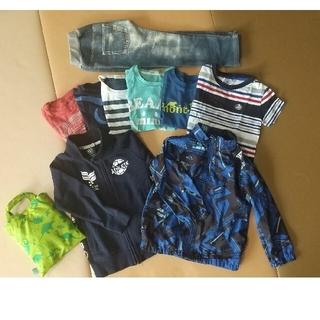 ランドリー(LAUNDRY)の男の子100まとめ売り 半袖Tシャツ ブルゾン(Tシャツ/カットソー)
