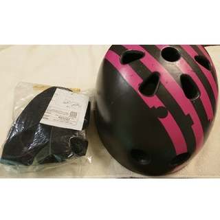 ブリヂストン(BRIDGESTONE)のBRIDGESTONE bikke 幼児用 ヘルメット ピンク (自転車)