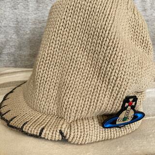 ヴィヴィアンウエストウッド(Vivienne Westwood)のVivienne Westwood帽子(ニット帽/ビーニー)