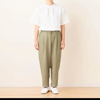 イデー(IDEE)のPOOL いろいろの服 スタンドカラーブラウス(シャツ/ブラウス(半袖/袖なし))