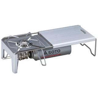 シンフジパートナー(新富士バーナー)の新品未使用 SOTO ソト ミニマルワークトップ ST-3107(ストーブ/コンロ)