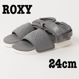 ロキシー(Roxy)の最終値下げ 24cm 定価6380円 新品 ロキシー  スポーツサンダル (サンダル)