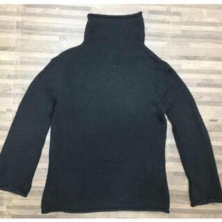 ヨウジヤマモト(Yohji Yamamoto)のyohji yamamoto noir タートルネック セーター(ニット/セーター)