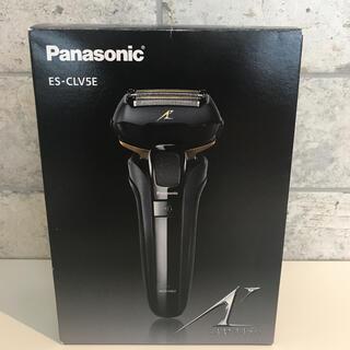 パナソニック(Panasonic)の【新品 未開封 保証書付】パナソニック ES-CLV5E-K 電気シェーバー(メンズシェーバー)