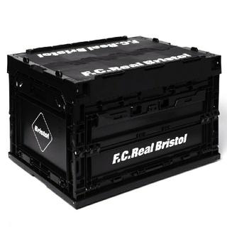 エフシーアールビー(F.C.R.B.)のF.C.Real Bristol FOLDABLE CONTAINER ブラック(ケース/ボックス)