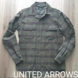 ユナイテッドアローズ(UNITED ARROWS)のUNITED ARROWS 綿長袖チェックシャツ(シャツ)