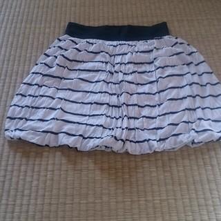 エイチアンドエム(H&M)のH&Mキュートな バルーンスカート(ミニスカート)