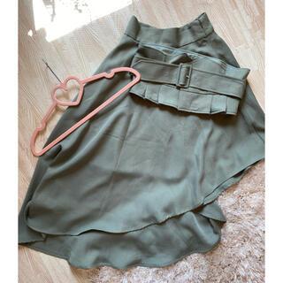 リゼクシー(RESEXXY)のリゼクシー♡アシメスカート(ひざ丈スカート)