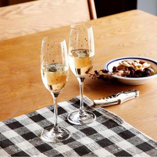 ウニコ(unico)のunico JOIE JOUER ワイングラス シャンパングラス(グラス/カップ)