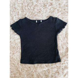 ユナイテッドアローズ(UNITED ARROWS)のデザイン トップス 半袖 ワッフル(Tシャツ/カットソー)