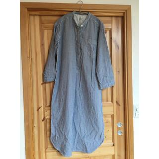 MUJI (無印良品) - 無印良品 ガーゼクルタ パジャマ