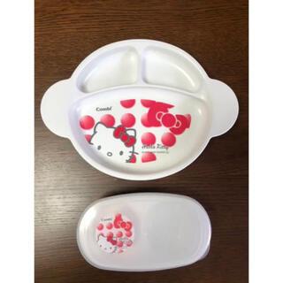 combi - 新品未使用 コンビcombi 離乳食セット容器 オマケ付き