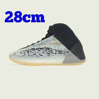アディダス(adidas)の28cm ADIDAS YEEZY QNTM SEA TEAL(スニーカー)