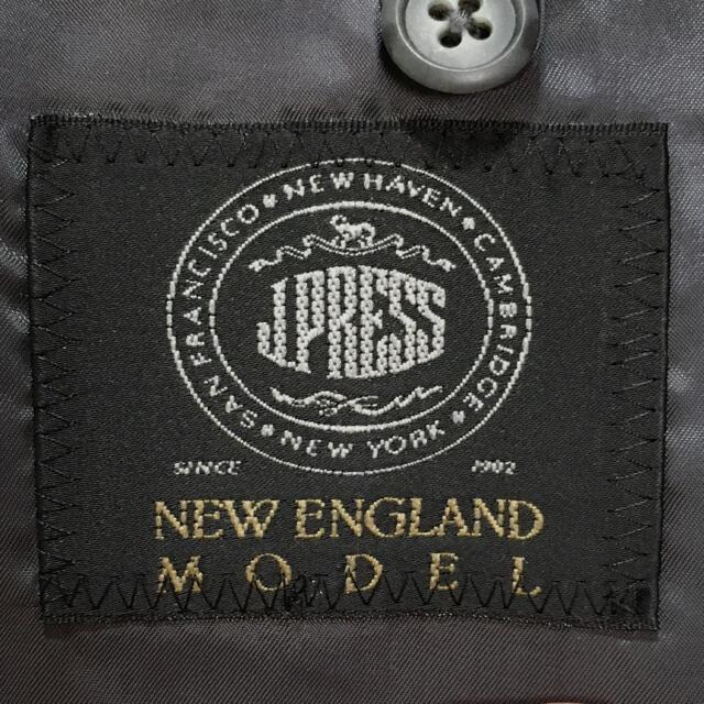 J.PRESS(ジェイプレス)の極美品★ジェイプレス×サマーウール グレー テーラードジャケット 春夏★A752 メンズのジャケット/アウター(テーラードジャケット)の商品写真