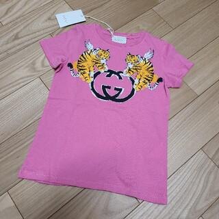 グッチ(Gucci)のGUCCI 子供服(Tシャツ/カットソー)