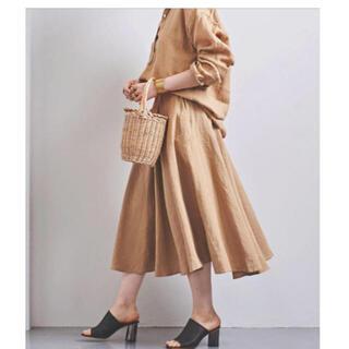 ユナイテッドアローズ(UNITED ARROWS)のユナイテッドアローズ フレアスカート(ひざ丈スカート)