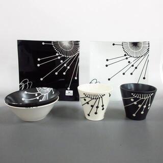 ハナエモリ(HANAE MORI)のハナエモリ 食器新品同様  - ガラス×陶器(その他)