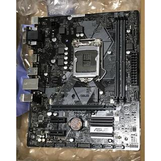 エイスース(ASUS)のASUS H310M-AT-SI(PCパーツ)