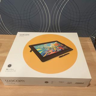 ワコム(Wacom)のワコム 液晶ペンタブレット Wacom Cintiq 16 FHD ブラック(タブレット)