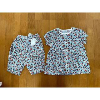 アンパサンド(ampersand)のアンパサンド パジャマ ルームウェア 120 (Tシャツ/カットソー)
