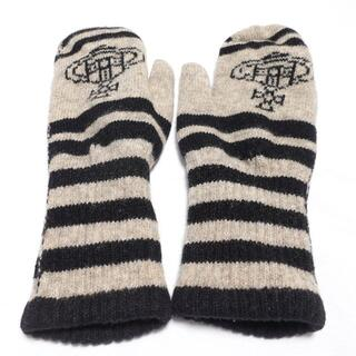 ヴィヴィアンウエストウッド(Vivienne Westwood)の■Vivienne Westwood 手袋 ブラック系(その他)