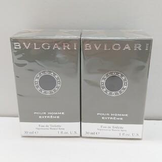 BVLGARI - ブルガリ プールオム エクストリーム 30ml × 2本セット