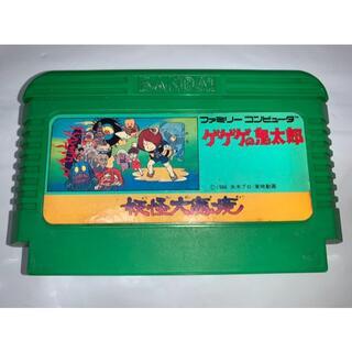 ファミリーコンピュータ(ファミリーコンピュータ)のファミコン ゲゲゲの鬼太郎(家庭用ゲームソフト)
