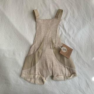 キャラメルベビー&チャイルド(Caramel baby&child )の18-24m ロンパース popelin(ロンパース)